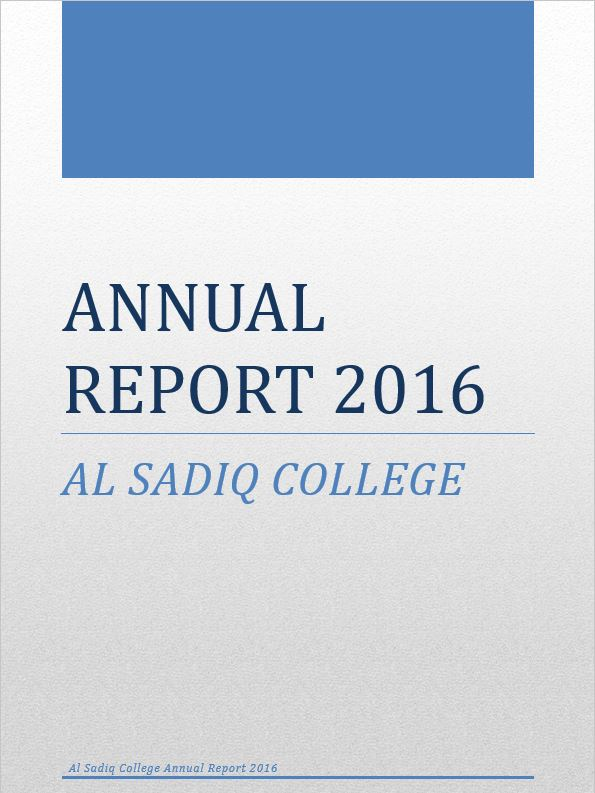 Annual Report 2016 image