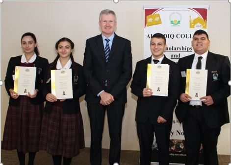 leaders with tony burke